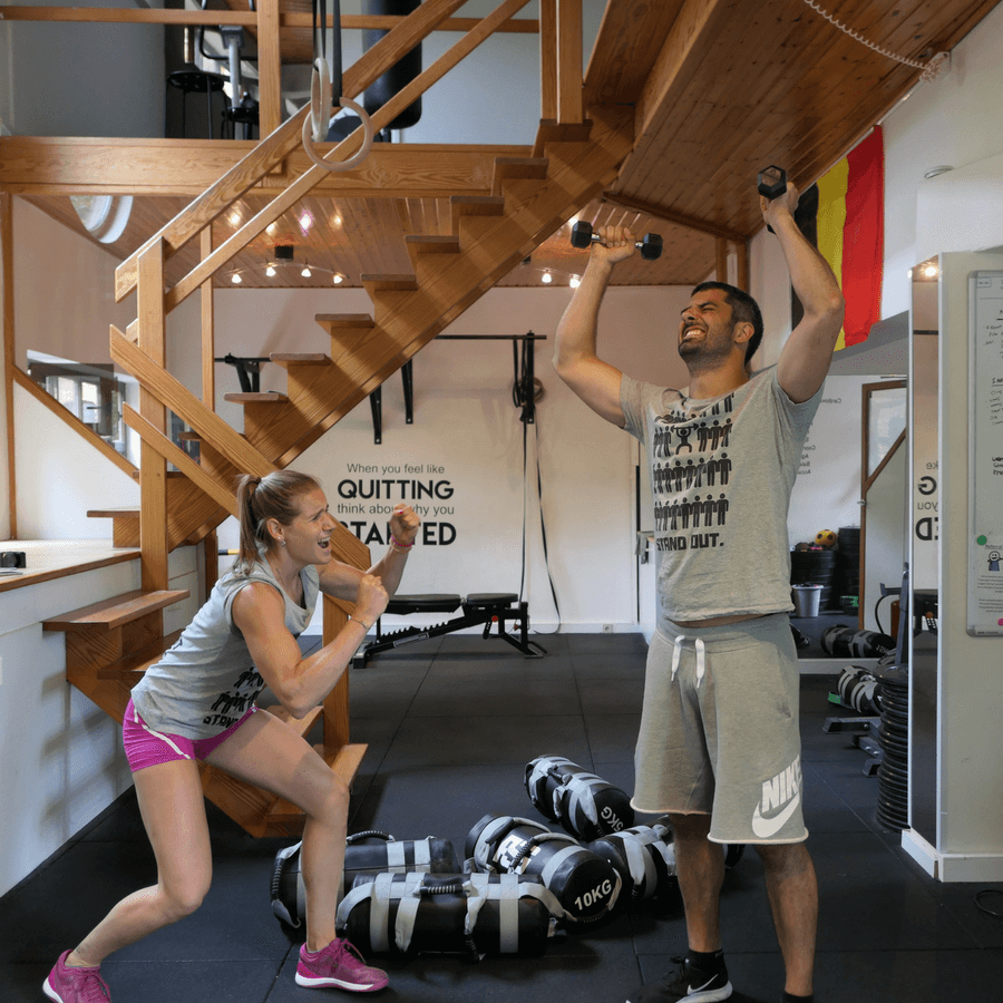 core strength training leuven