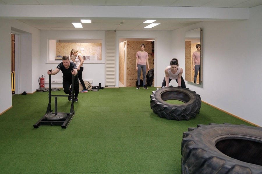 small group fit group classes leuven
